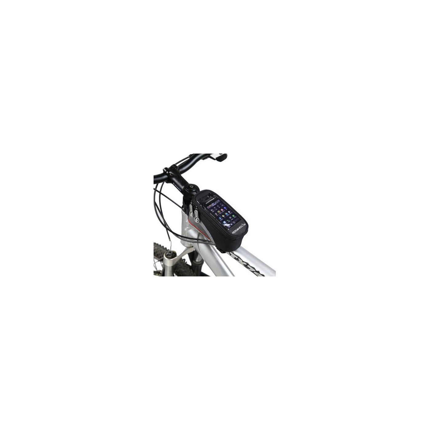 Porta smartphone iphone per bici borsa marsupio porta - Porta bici smart ...