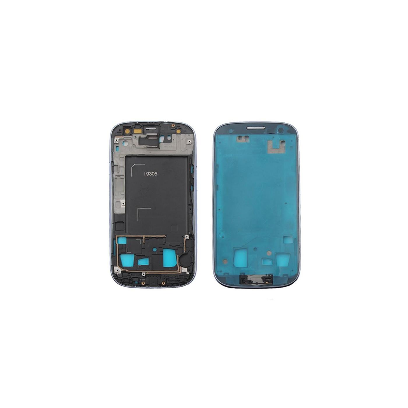 Frame Telaio Scocca Cornice Centrale per Samsung Galaxy S3 I9305 Sapphire