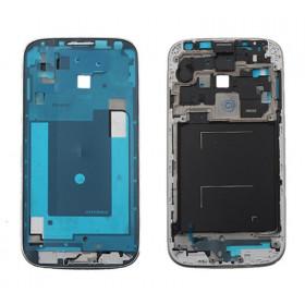 Frame Frame Shell Frame Center para Samsung Galaxy S4 I9505 con adhesivo de doble cara