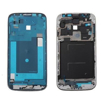 Frame Frame Shell Frame Center pour Samsung Galaxy S4 I9505 avec adhésif double face