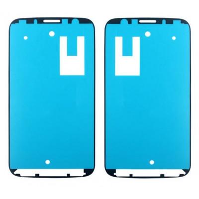 Etiqueta adhesiva de doble cara de pantalla táctil de vidrio adhesivo Samsung Galaxy Mega 6.3 GT-I9200