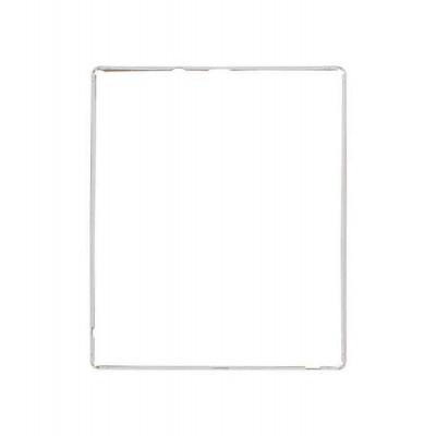 Marco digitalizador de marco para ipad 2/3/4 blanco con adhesivo
