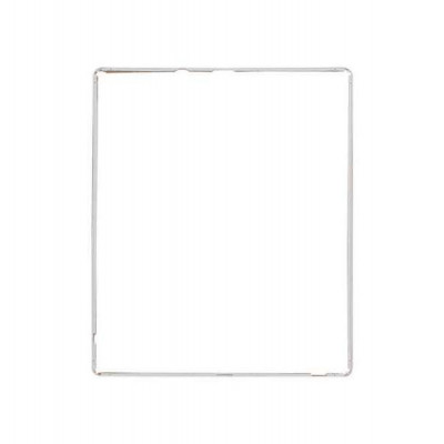 Frame digitizer frame for ipad 3 with 4 white sticker