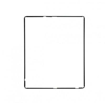 Cadre de numérisation d'image pour ipad 2/3/4 noir avec adhésif