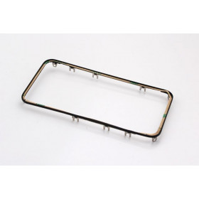 Frame digitizer frame for iphone 4 black with adhesive