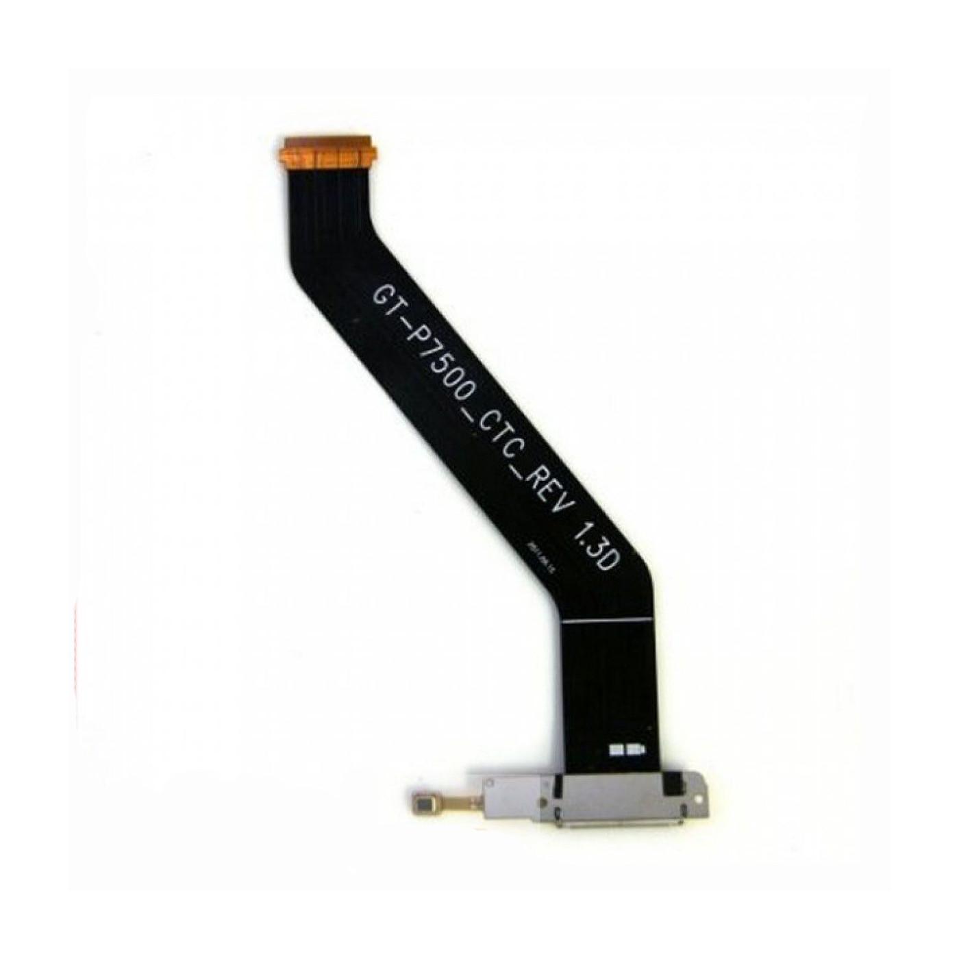 Connettore di ricarica Samsung Galaxy Tab P7500 flat dock dati carica