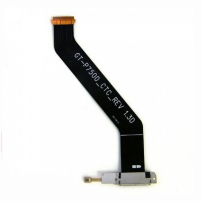 Conector de carga de datos planos del puerto de carga Samsung Galaxy Tab P7500