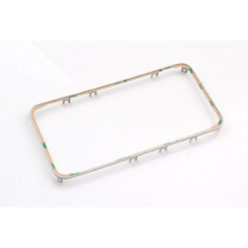 Frame digitizer frame for white iphone 4s with adhesive