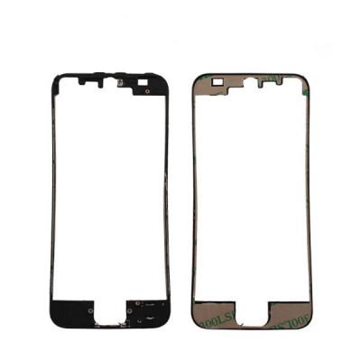Frame Digitizer Rahmen für iPhone 5 schwarz mit Aufkleber