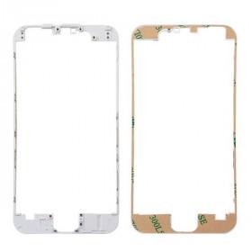 Frame Digitizer Rahmen für iPhone 6 weiß mit Aufkleber