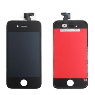 Pantalla Táctil + Pantalla Lcd + Marco Para Apple Iphone 4S Negro