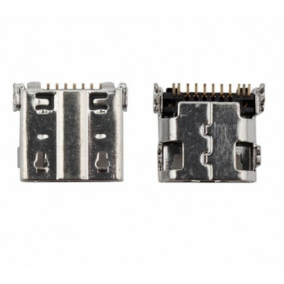 Connettore Di Ricarica Per Galaxy S4 I9500 I9505 Micro Usb