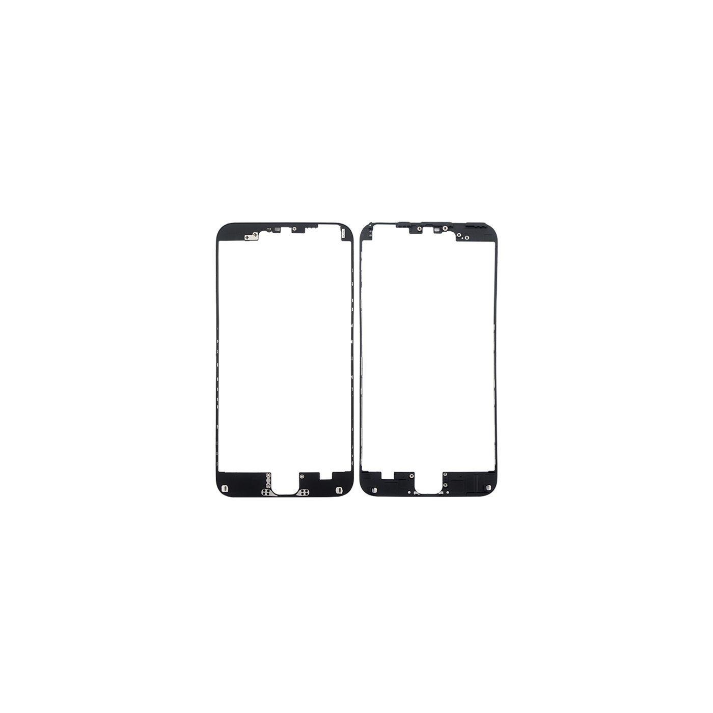 Marco digitalizador de fotograma para iphone 6 plus negro con etiqueta