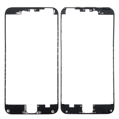 Marco Negro Para Iphone 6 Plus Con Adhesivo