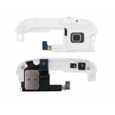 Haut-parleur plat pour Samsung I9300 Galaxy S3 Blanc Haut-parleur mains libres