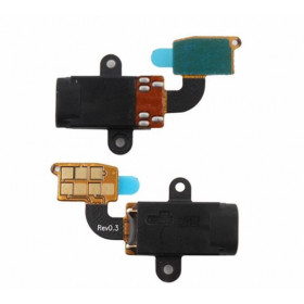 Reemplazo de conector de auriculares con conector flexible para Samsung Galaxy S5 G900