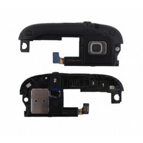 Altavoz de timbre plano para Samsung I9300 Galaxy S3 Altavoz negro Manos libres