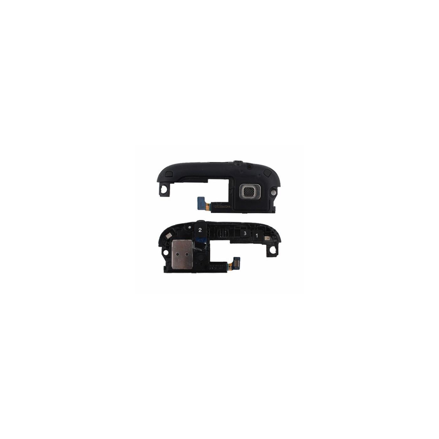 Haut-parleur plat pour Samsung I9300 Galaxy S3 Noir Haut-parleur mains libres