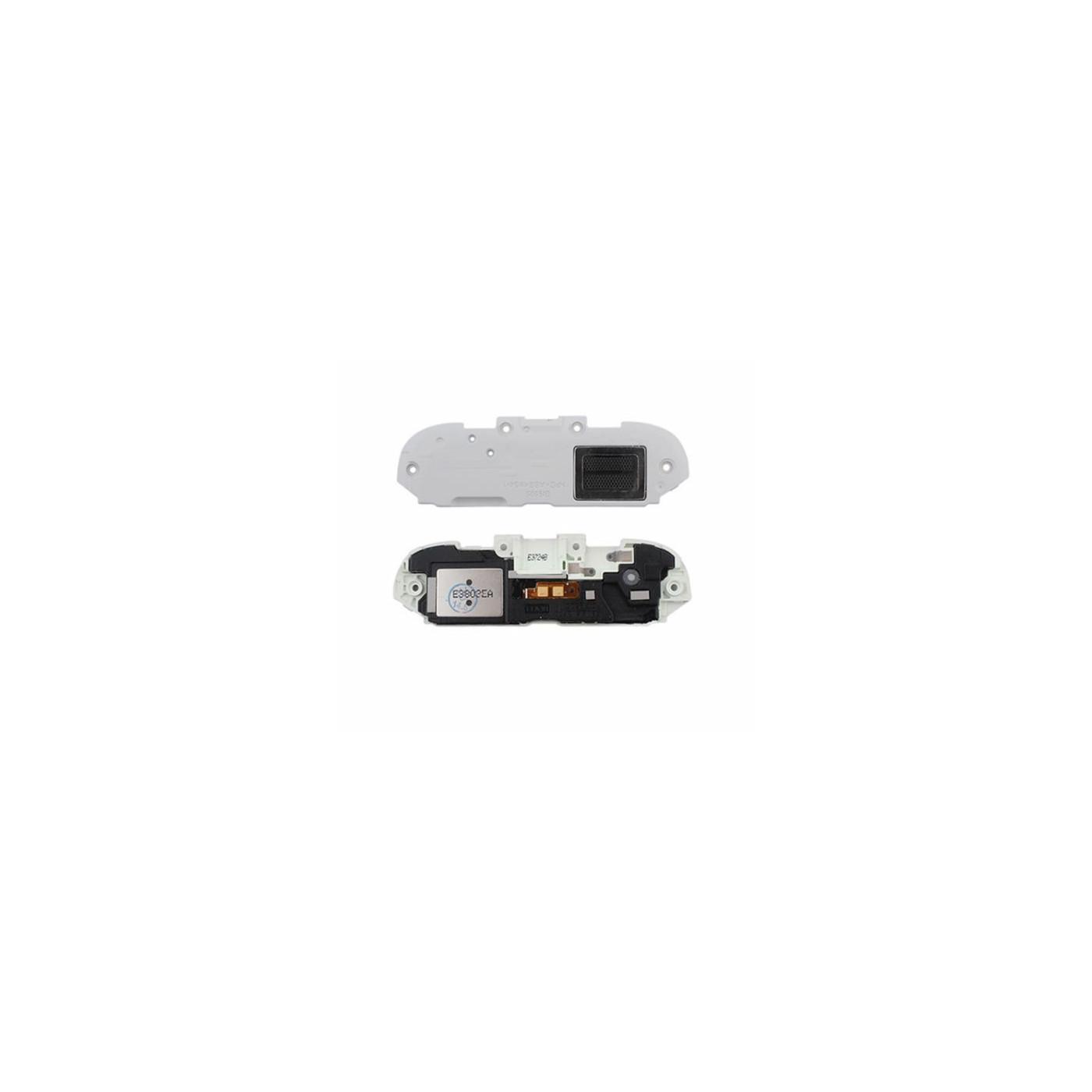 Altavoz altavoz manos libres de audio para samsung galaxy s4 i9505 reemplazo blanco