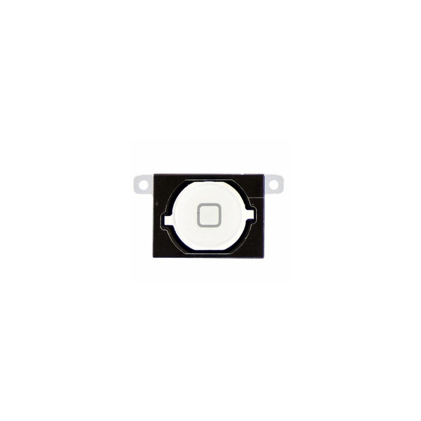 Knopfknopf-Taste der Hauptknopf weißen Knopfmitte für Apple iphone 4s