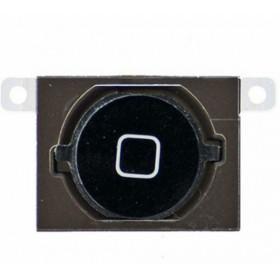 Botón de inicio botón de cursor del botón del medio botón de Apple iphone 4s negro