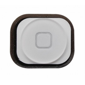 Tasto home bianco apple iphone 5 button bottone centrale pulsante cursore
