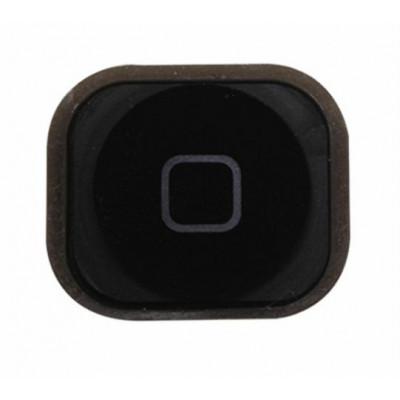 Botón de inicio botón botón de cursor de botón medio para apple iphone 5 negro