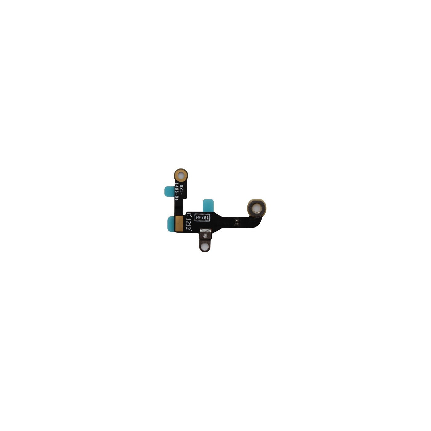 Flat flex cable cell phone signal antenna connection for iPhone 5S