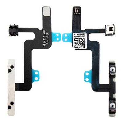 Teclas De Volumen De Cable Plano Para Iphone 6