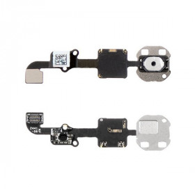 Flat home button flex cable for iphone 6-6 home Plus spare keys