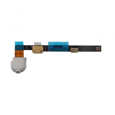 Cavo Flat Jack Audio Cuffie Per Apple Ipad Mini 1 - 2 - 3 Ricambio Bianco