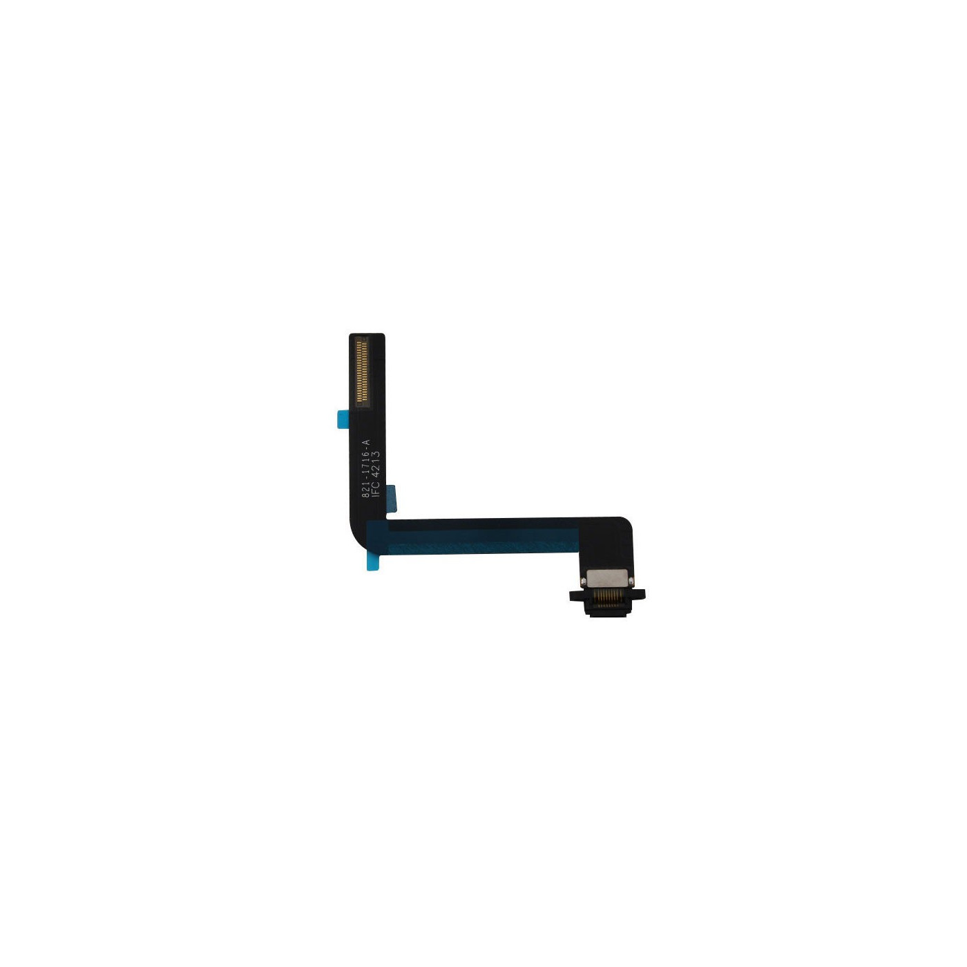 Flat flex connettore di ricarica per Apple iPad Air dock nero