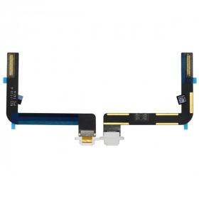 Conector de carga plana y flexible para Apple iPad Air dock blanco