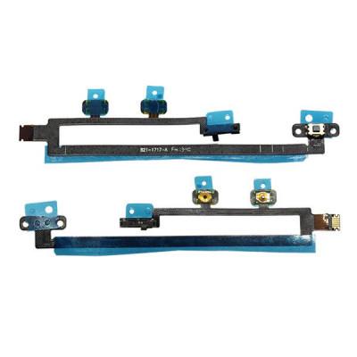 Teclas De Volumen De Cable Plano Para Ipad Air