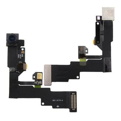 Flat flex fotocamera frontale per Apple iPhone 6 con sensore luminosita camera