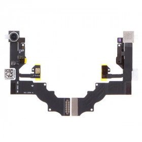 Cámara frontal flex plana para Apple iPhone 6 Plus con sensor de brillo de la cámara