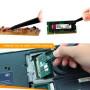 3 in 1 pinze antistatiche professionali per riparazioni cellulari elettronica