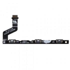 Flat flex for Asus Zenfone 6 volume button mute button power button on off ignition,