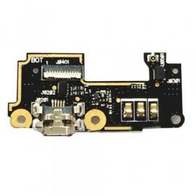 Conector de carga plana y flexible para el reemplazo de datos de carga del muelle Asus Zenfone 5