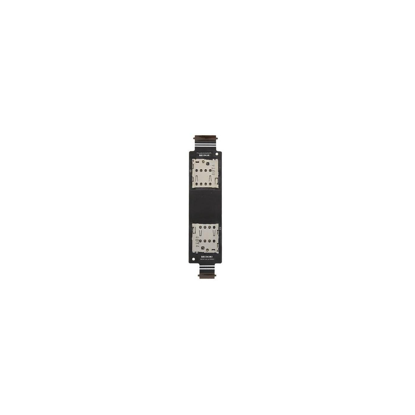 Flex flat lettore scheda sim card slot Asus Zenfone 5 SIM Card Reader ricambio