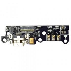 Conector de carga plana y flexible para el reemplazo de datos de carga del muelle Asus Zenfone 6