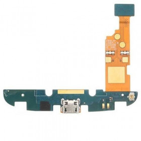 Flat flex charging connector for Google Nexus 4 E960 dock charging usb data parts