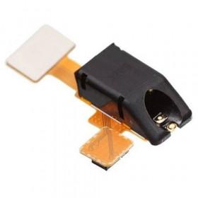 Jack cuffia + sensore di prossimita per Google Nexus 4 E960F Flat flex suoneria audio