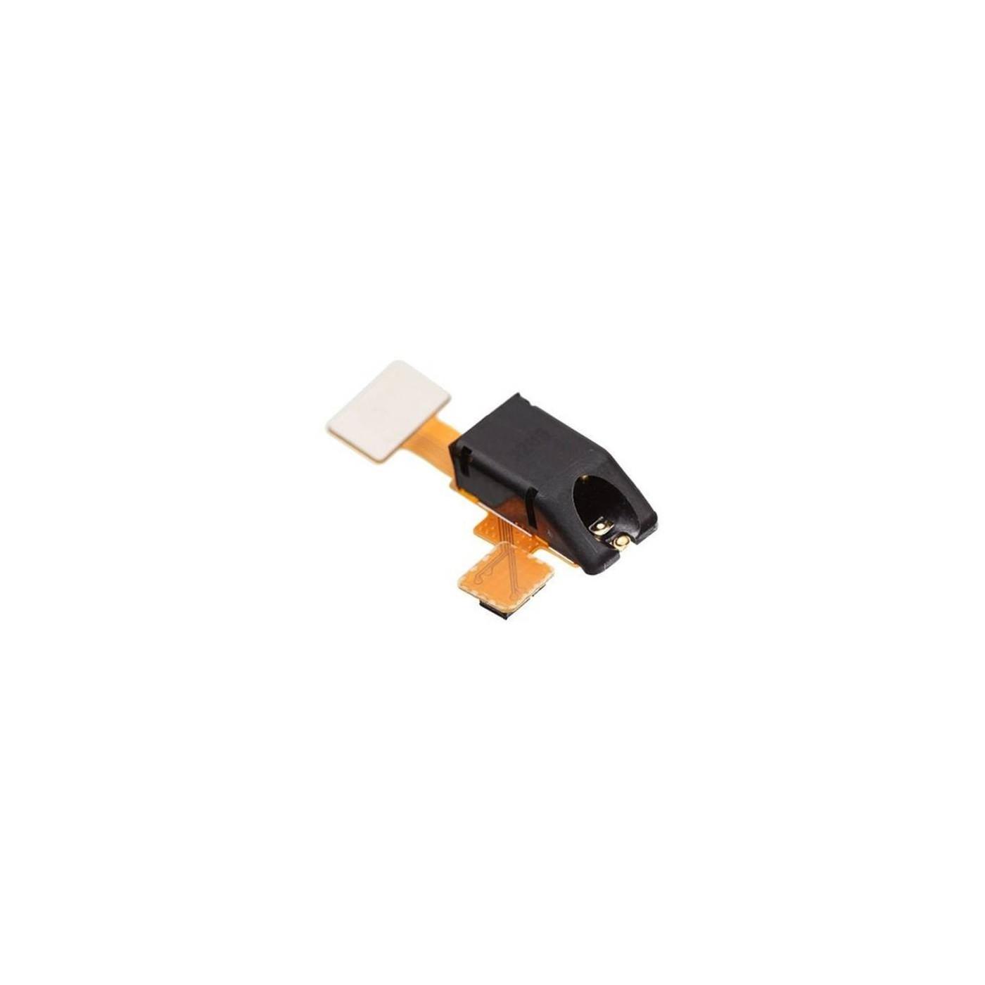 Prise casque + capteur de proximité pour Google Nexus 4 E960F Flat sonnerie audio sonnerie