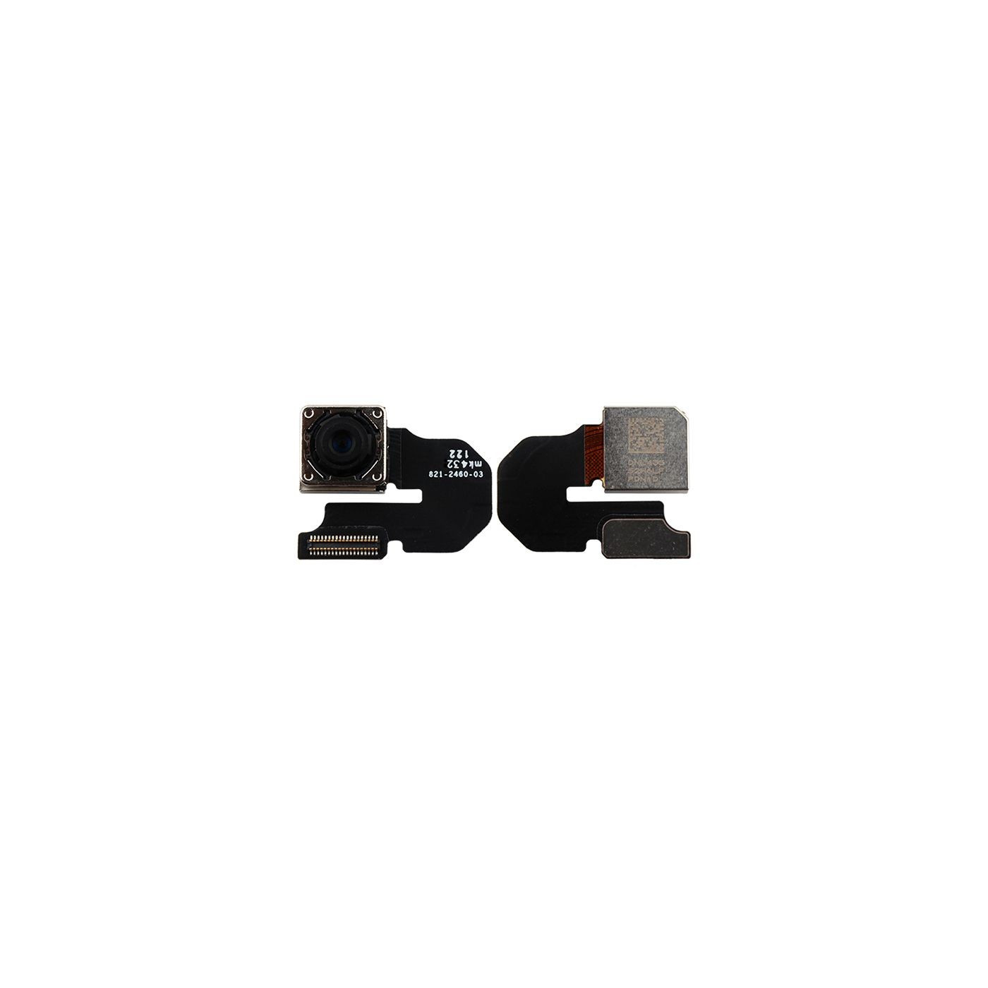 Rear camera for apple iphone 6 back behind the main parts