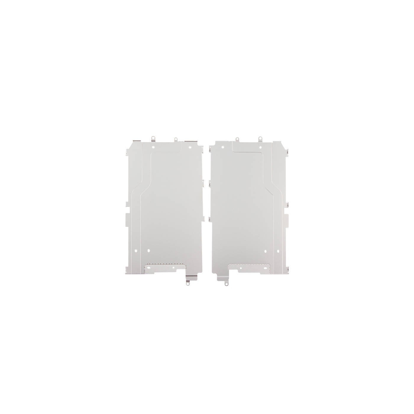 Telaio supporto posteriore display in metallo per Iphone 6 metal plate lcd back