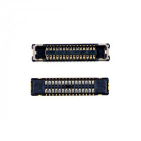 Connettore lcd schermo dispaly su scheda madre per iPhone 6 FPC lcd connector