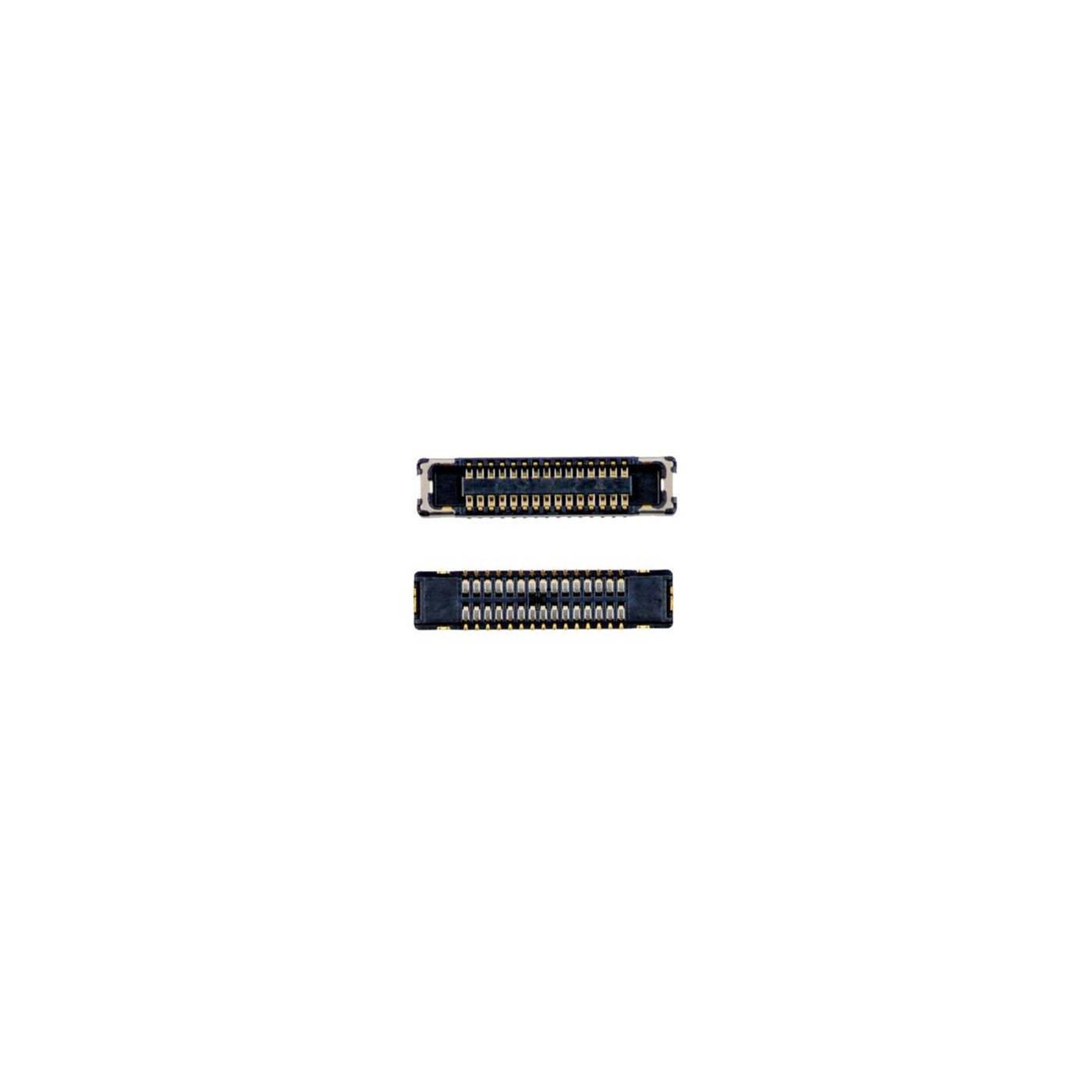 Pantalla del conector del LCD pantalla en la placa base para el iPhone 6 conector FPC lcd