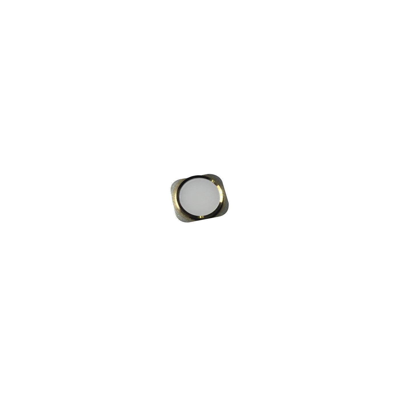 Tasto home per iPhone 6 - 6 Plus gold button bottone centrale pulsante cursore
