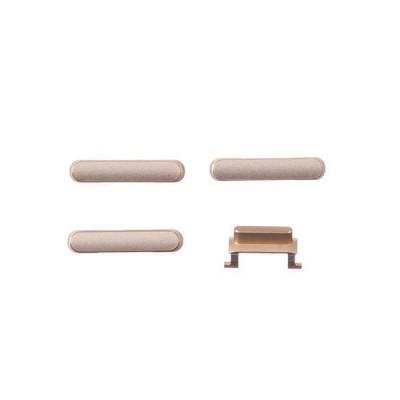 kit 3 en 1 clés pour apple iphone 6 plus volume d'allumage or et silencieux